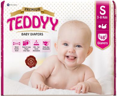 Premium Baby Diapers