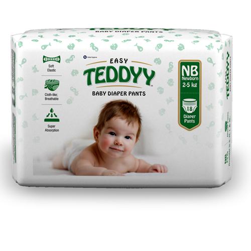 Easy Teddyy Pants