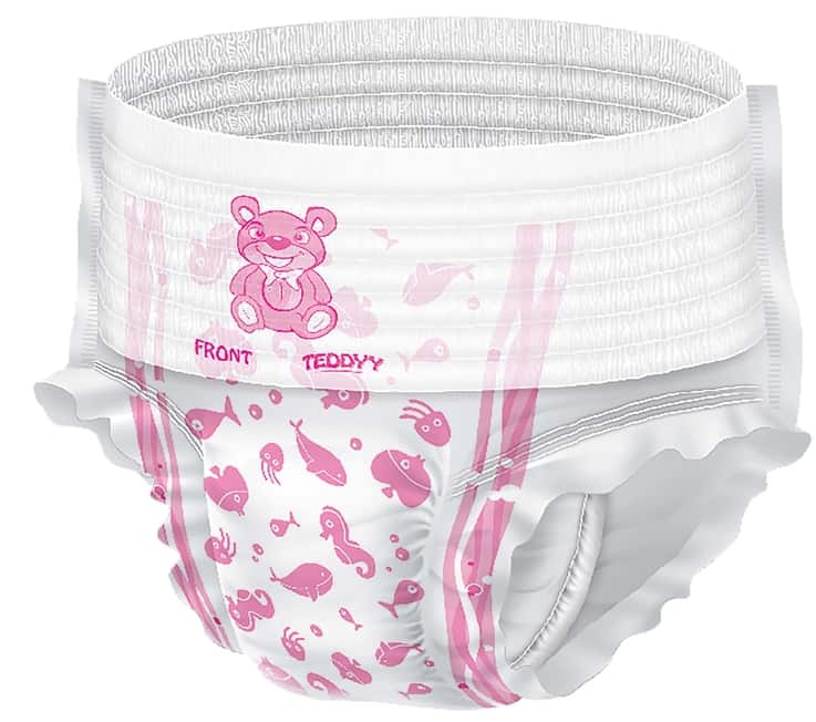 Baby Diaper (Pant Style)